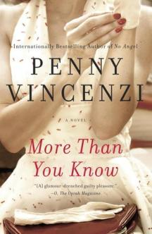More Than You Know by Penny Vincenzi