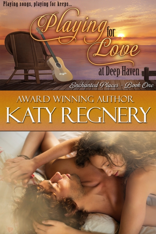 Playing for Love Book Cover