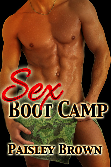 Sex Boot Camp Cover